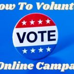 How to Volunteer for a Political Campaign Online